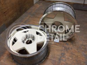 Хромирование автомобильных дисков