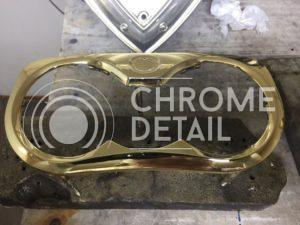 Хромирование гидроцикла