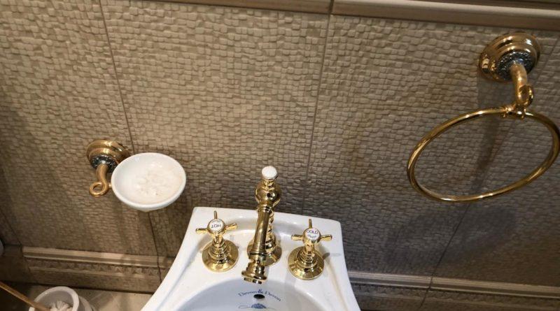 Хромирование аксессуаров для ванной комнаты 2